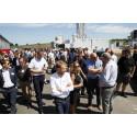 Film fra indvielsen af Nordjyllands største biogasanlæg