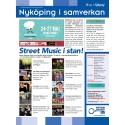 Vi laddar för Matmarknad och gatumusikfest i Nyköpings centrum!