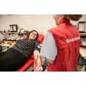2000 blodgivare behövs inför julen