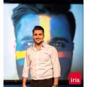 Prisade Integrationisten Charbél Gabro håller luciaföreläsning på nystartad SFI-utbildning i Linköping