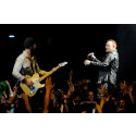 THE EDGE AND BONO JOIN THE BOARD OF FENDER MUSICAL INSTRUMENTS CORPORATION