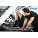 Qvalify redo att certifiera enligt Godkänd Bilverkstad