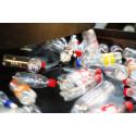 Pantade burkar och flaskor sparade 150 000 ton koldioxid  - visar färsk livscykelanalys