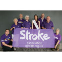 Fermanagh Rose Mairead supports Stroke Association