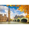 Ta familjen till London på höstlovet