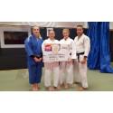 Judo Sundsvall – årets vinnare i Energichansen