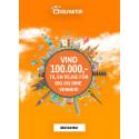 Så er der ni finalister: hvilken gruppe vinder 100.000,- at rejse for?