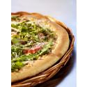 Ny fiberrik, grov og smaksrik pizzabunn fra Dolly Dimple's!