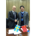 Telenor Connexion and Chinese CIMC MIoT Ltd. sign global agreement
