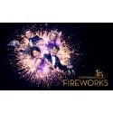 Premiere - Nytt Show: Wallmans Oslo presenterer jubileumsforestillingen FIREWORKS!