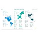 Sökmotorn Bing tar stadiga marknadsandelar i världen