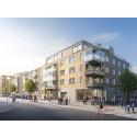 Pressinbjudan: Byggstart för Brf Vildvinet i Kongahälla, Kungälvs centrum