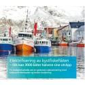 Kan halvere CO2-utslipp: - Kjør kystfiskeflåten på strøm