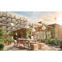 Säljstart: 131 lägenheter  i Telefonplans grönaste läge