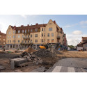 Ombyggnaden i Hässleholms centrum närmar sig slutet