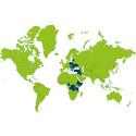 Global resursfördelning genom Human Bridge
