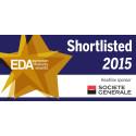 Scandic ehdolla European Diversity Award 2015 -kilpailussa