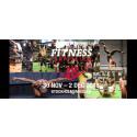 Full fart på Fitnessfestivalen och Kampsportsfestivalen