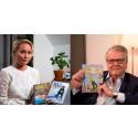 MAX delar ut en miljon barnböcker under 2018 - Lasse Berghagen och Katarina Ekstedt först ut med att gästa Maxboxen