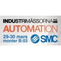 SMC på Industrimässorna SYD 29-30 mars 2017