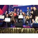 Tenant & Partner vinnare av årets hederspris och 3:a på listan över Sveriges Bästa Arbetsplatser