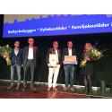 Priset för Årets bästa renoveringsprojekt går till Botkyrkabyggen