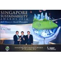 DSM Singapore takes home a prestigious win at the Singapore Sustainability Awards