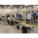 SenseAir AB lyfter produktionen