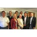 Johan Ekman i möte med Branschutskottet i Sveriges Bussföretag