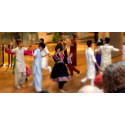 Kurs i afghansk dans på Världskulturmuseet