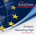 European Networking Night 28 November 2017