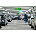 Nu tjänar boende på att parkera i garage istället för på gatan
