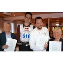 Framtidsbanken, Nordenskiöldsloppet och Blakleys är 2016 års pristagare av The Award of Swedish Lapland