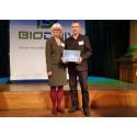   Swedavia vinnare av årets Biogasutmärkelse 2017