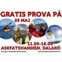 Invigning av vattenaktivitetscenter på Dalarö