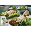 Circle K lanserar ny korvmeny med smak av Asien