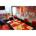 Hjältevadshus auktionerar ut sin Loge till förmån för Kalmar FF och Mustaschkampen