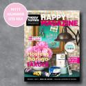 Nytt färgstarkt nummer av Happy Magazine