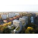 Byggstart för Brf Viva, 133 nya bostäder i Guldheden