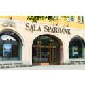 Sala Sparbank inför amorteringslättnader för privat- och företagskunder