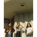 Rock'n'roll-søstre øverst på Tinderbox-plakaten