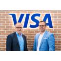 Visa investerar i Klarna och inleder strategiskt partnerskap