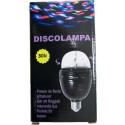 Discolampa återkallas från konsumenter