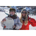 – Det artigste i mitt snowboardliv
