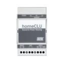 homeCLU monteres i sikringsskapet av en autorisert installatør