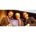 Jan Rapp - vinnare av årets Biogasutmärkelse 2016