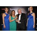 Norwegian Cruise Line celebrates top cruise honour at World Travel Awards in Athens