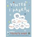Vinter i Parken –lucia, julmarknad och mycket mer.