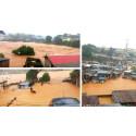 Frälsningsarmén startar katastrofhjälp och insamling för Sierra Leone