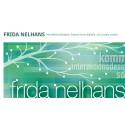 Xelera presenterar Frida Nelhans, mediekonsult inom interaktionsdesign och sociala medier.
